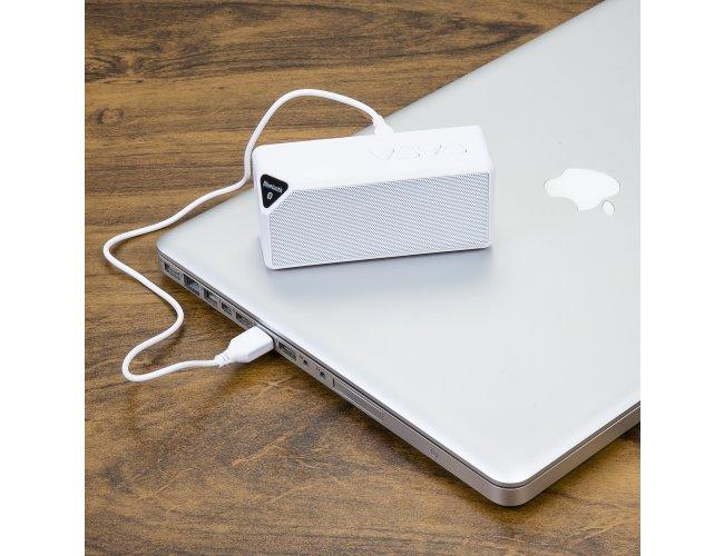 Caixa de Som Multimídia com Bluetooth.